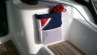 halyard / sheet / rope bag