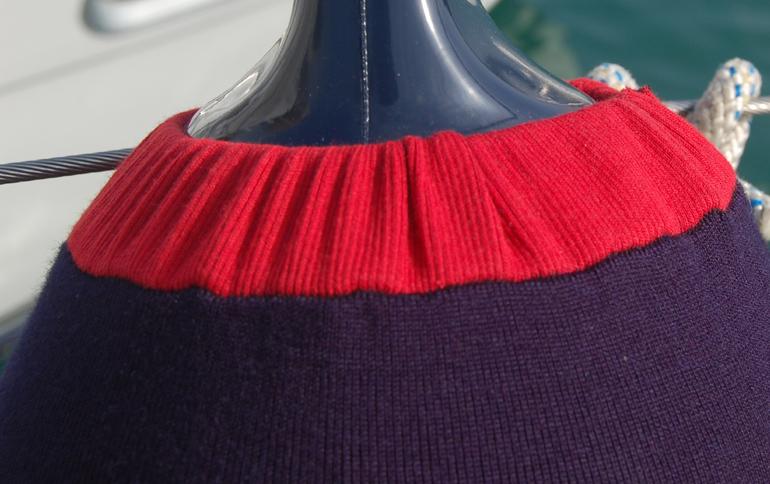 Colorfast Boat Fender Covers Navishell